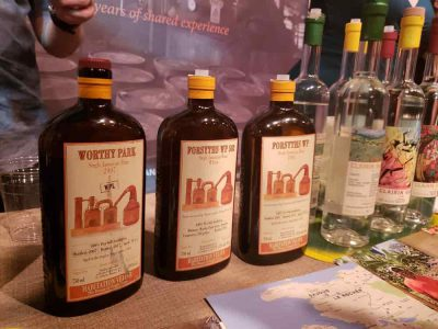 Rums from the Caribbean