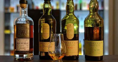 Lagavulin Vertical Tasting: Which Lagavulin Bottling is the Best?