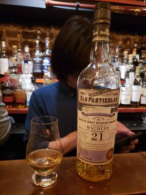 Old Particular 21 at Milroy's of Soho