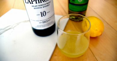 What to Make with Laphroaig